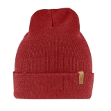 Fjallraven Classic Knit Hat Red1