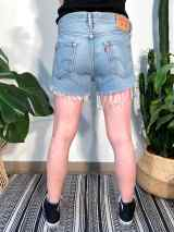 Pstr Vintage Levis Denim Shorts R121