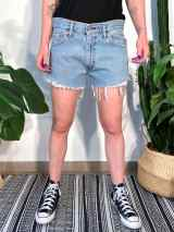 Pstr Vintage Levis Denim Shorts R122