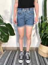 Pstr Vintage Denim Shorts R452